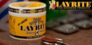 New product line: Layrite Fine Grooming Products